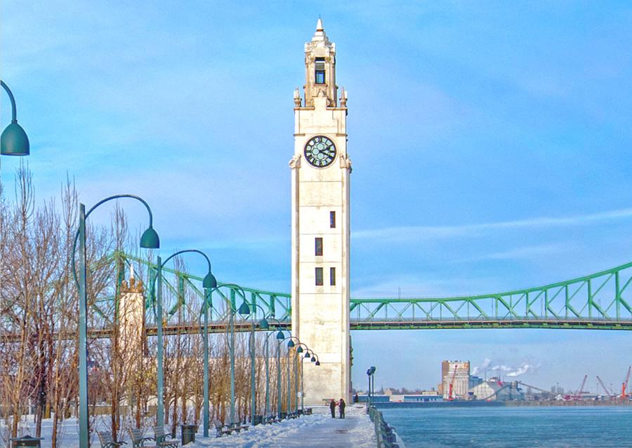 En harmonie avec le Vieux-Montréal